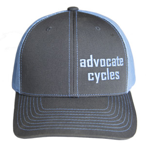 AdvocateCycles_Hat_CharcoalBlue